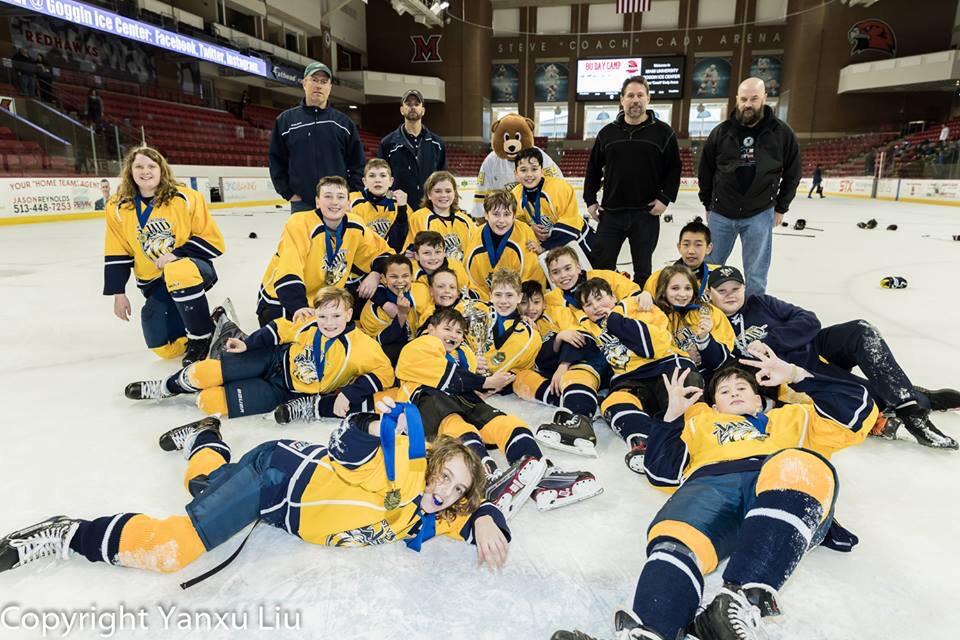 WV Wild Youth Hockey
